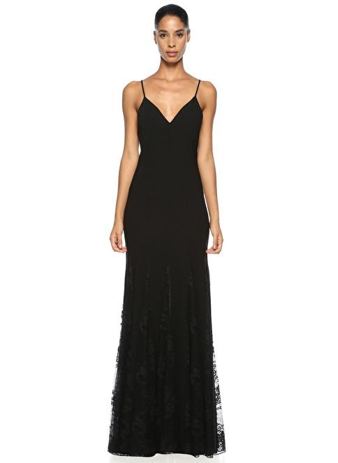 Beymen Collection abiye elbise Siyah